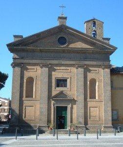 Capranica - Chiesa della Madonna del Piano