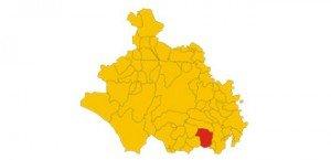 Comune di Sutri - Mappa