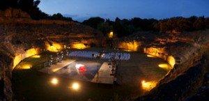 Anfiteatro di notte