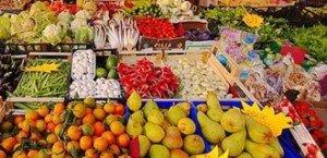 mercato contadino a oriolo: I prodotti non bio