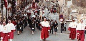 Capranica: Processione del Santissimo Crocifisso