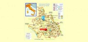 Comune di Vetralla - mappa