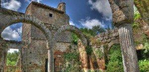Ruderi della chiesa di San Giuliano