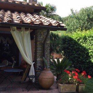 maneggio viterbo: bungalows