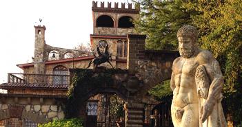 Villa per feste a Bassano: la rocca del nibbio