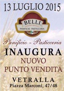 Panificio Pasticceria Belli