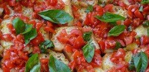 san terenziano: la panzanella