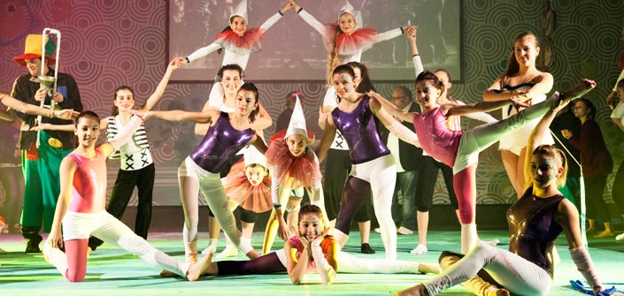 edusport a sutri - danza