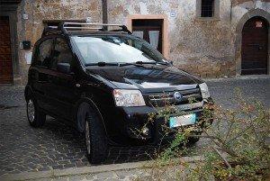 FIAT PANDA 4X4: vendita usata