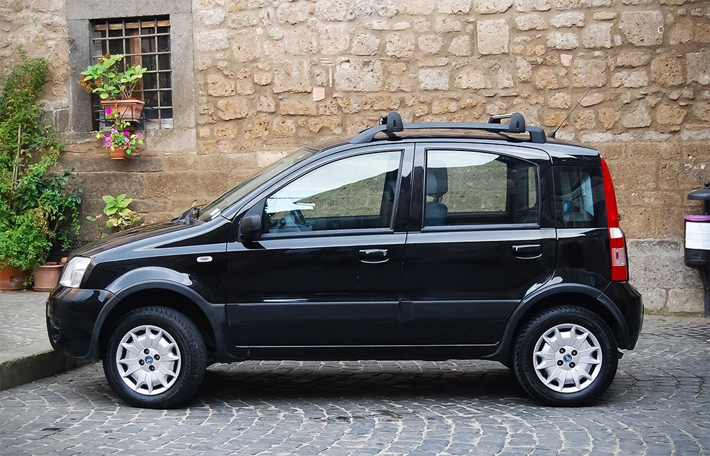 fiat panda 4x4 climbing anno 2007 vendesi capranica e dintorni. Black Bedroom Furniture Sets. Home Design Ideas