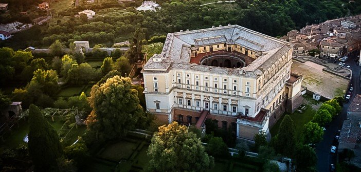 Farnese a Caprarola